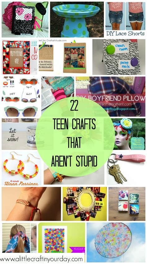 crafts for teenagers crafts that aren t stupid a craft in your day