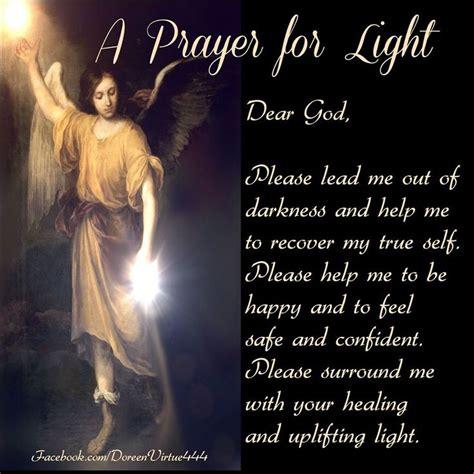 lead     darkness doreen virtue prayers doreen virtue spiritual inspiration