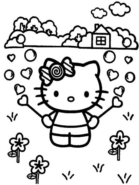 imprimir dibujos dibujos de hello kitty para imprimir hello kitty templates coloring home