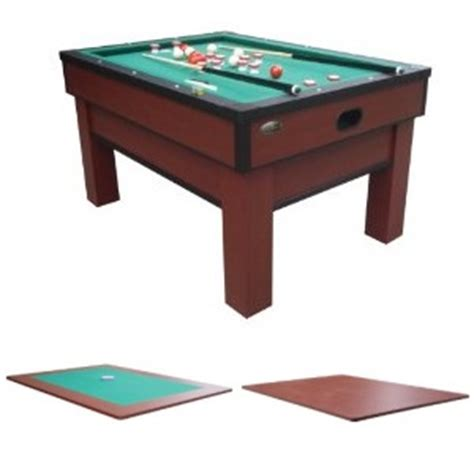Pool Table Dining Table Combo by 3 In 1 Bumper Pool Table Rhino Play Dining Card Table Combo