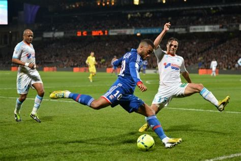 ol om les notes du match ligue 1 football sport fr
