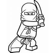 Coloriage Kai  Ninja Ma&238tre Du Feu