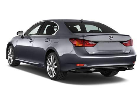 lexus cars 4 door image 2015 lexus gs 350 4 door sedan rwd angular rear