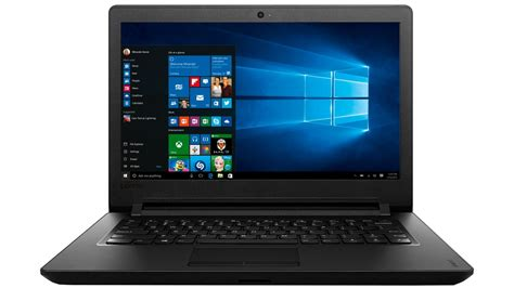 Laptop Lenovo A6 lenovo ideapad 110 a6 15 6 quot laptop black domayne