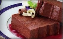 15 Ingredients And Directions Of Chocolate Pate With Cranberry Coulis Receipt by Chocolate Pate With Cranberry Coulis Recipe