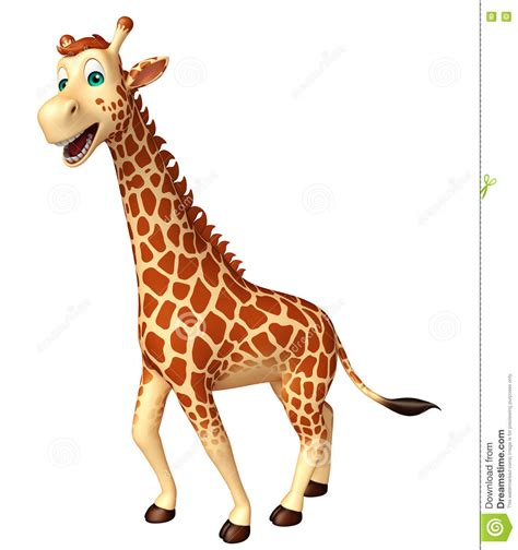 imagenes de jirafas en ingles personaje de dibujos animados de la jirafa que camina