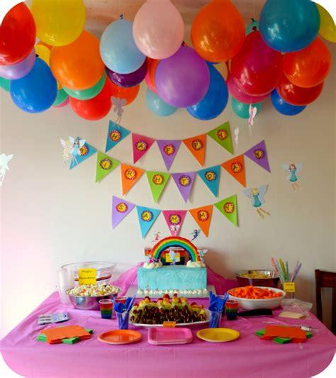 imagenes de cumpleaños decoracion ideas decoracion cumplea 241 os y estilos atractivos para todos
