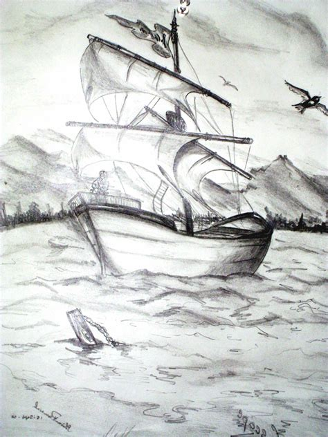 Sketch Online beautiful sketch of nature drawing of sketch