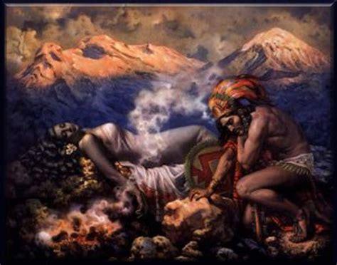 imagenes de la leyenda del amor eterno december 2013 cultura azteca