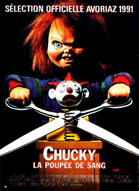 Film Horreur Chucky 1 | chucky 2 la poup 233 e de sang film 1990 senscritique