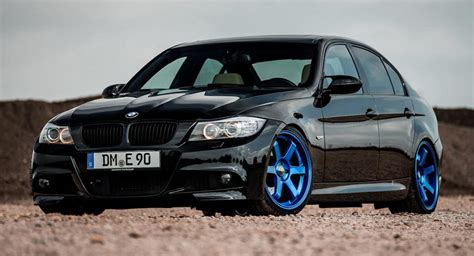 Bmw E90 Wheels by Bmw 3 Series E90 Wants To Be A Bad Boy With Z Performance