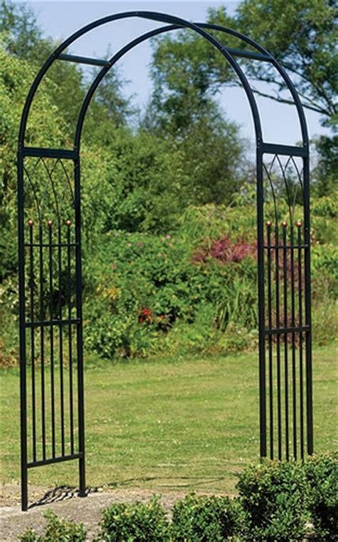 Garden Arch Trellis Metal Metal Garden Arch Trellis Photograph Gardman Westminster M