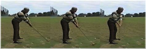 moe norman golf swing video moe norman golf the backswing