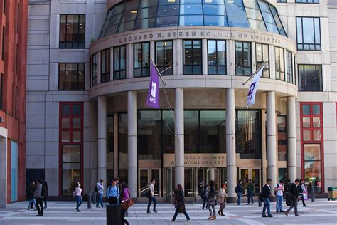Mba Business Analytics Nyu by Image Gallery Nyu Mba