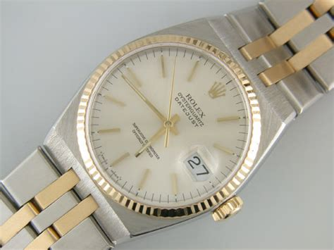 Rolex Swis Ori J455 1980 An swiss made rolex datejust
