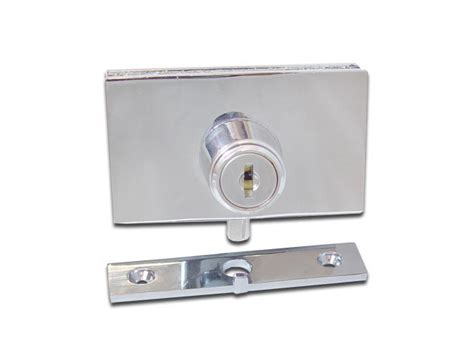 swinging glass door lock cabinet swinging glass door plunger lock 410 6
