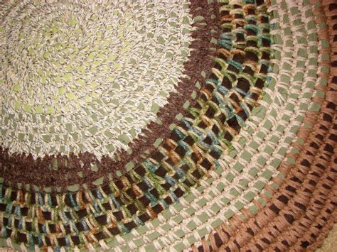 crochet tshirt rug crocheted t shirt rug craft crossing