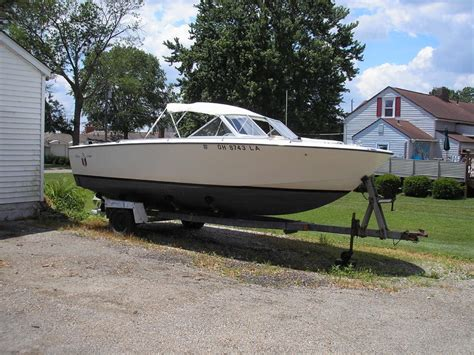 used chris craft boats for sale in ohio 1970 chris craft lancer powerboat for sale in ohio