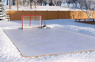 Backyard Ice Rink Liners by Pics Photos Backyard Hockey Rink