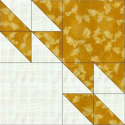 Hunters Quilt Block by Cascade Quilts S Tutorial
