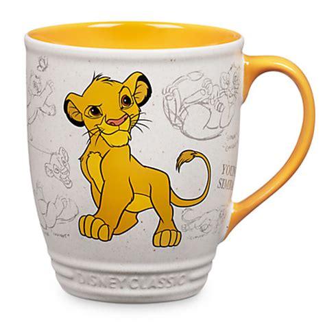 your wdw store disney coffee cup mug simba classics