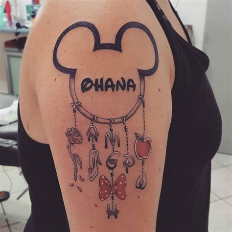 getting a tattoo designed 55 delightful ohana designs no one gets left