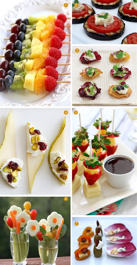 Wedding Appetizers Ideas by Catering Healthy Mini Appetizers Exquisite Weddings