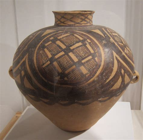 images of pottery file neolithic chinese pottery john young museum of art i jpg