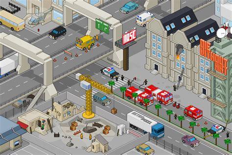 road layout en français pixel city chainimage