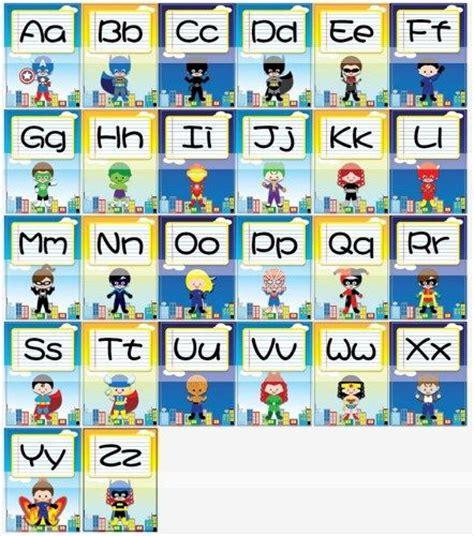 printable superhero alphabet flashcards 25 best ideas about superhero alphabet on pinterest