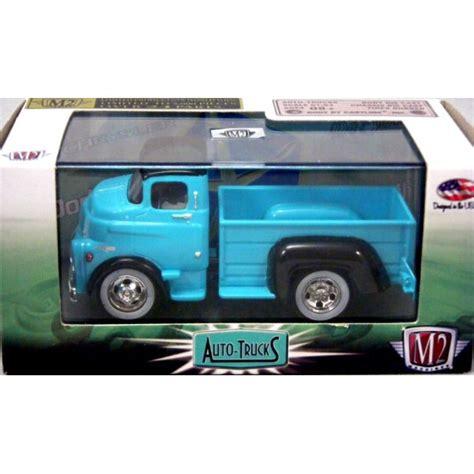 Diecast M2 Truck Dodge Coe With Box m2 machines auto trucks 1957 dodge coe cab global diecast direct