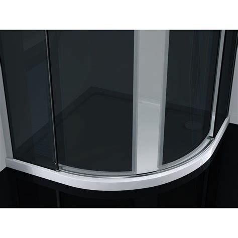 box doccia 60x60 box doccia semicircolare 8mm cristallo trasparente opaco