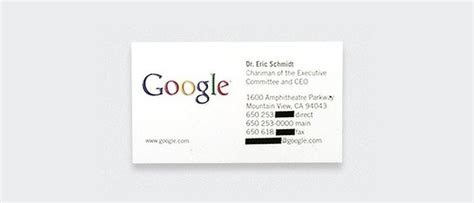 What Should A Student Business Card Look Like