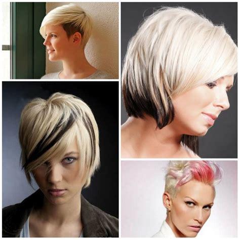 40 short haircut ideas short hairstyles 2016 2017 двойное окрашивание волос 25 фото тренды