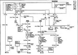 6 best images of 2002 gmc sierra wiring diagram gmc tail