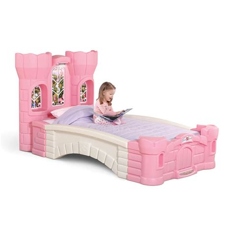 princess palace bed furniture by step2