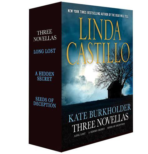 Three Novellas kate burkholder three novellas castillo macmillan