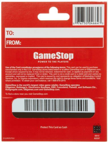 Game Stop Gift Cards - gamestop gift card 50 arts entertainment party celebration giving cards certificates