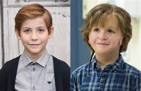 boy actor movie wonder jacob tremblay s amazing transformation in wonder people
