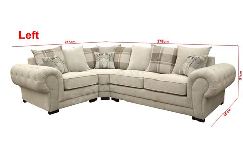 Corner Sofa 3 2 by Big Corner Sofa Suite Verona Fabric 3 2 Seater Armchair