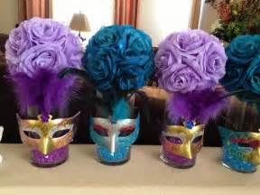 masquerade centerpieces masquerade centerpiece creation pat s masquerade