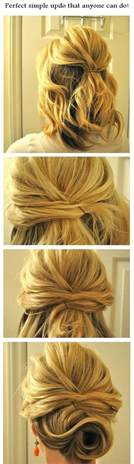 hair tutorials for medium hair 14 easy step by step updo hairstyles tutorials pretty