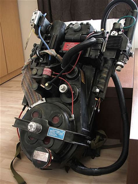 Proton Pack Backpack by Proton Pack By Harold Ramis From Ghostbusters