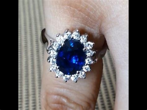 Hq White Sapphire Srilanka 2 00 carat unheated blue sapphire