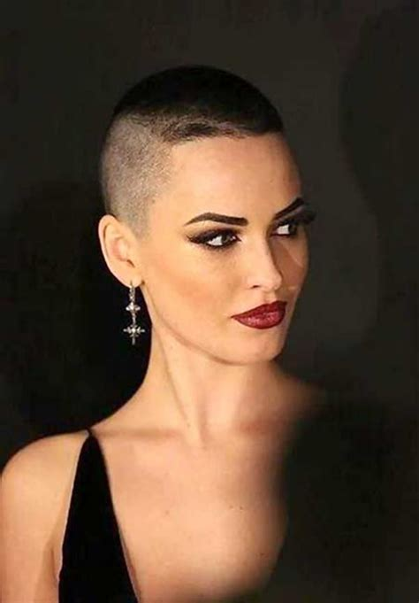 hairstyles for woman 43 50 shaved hairstyles that will make you look like a badass
