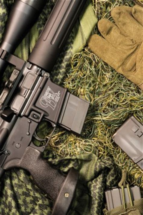 Customizing And Building ARs | The Shooter's Log Ar 15 Barrel Cheap