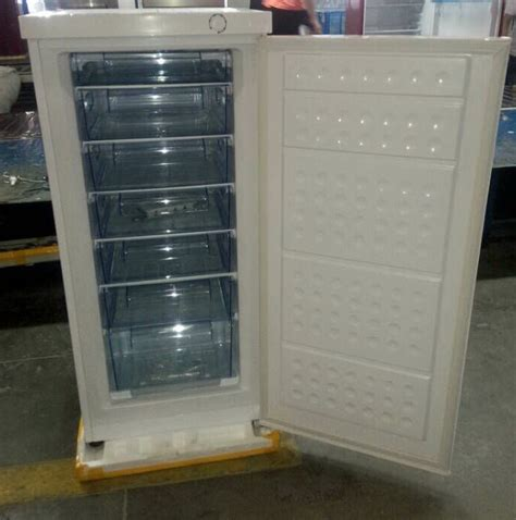 Single Freezer Drawer by 216l Single Door Small Upright Freezer 8 Drawers Buy