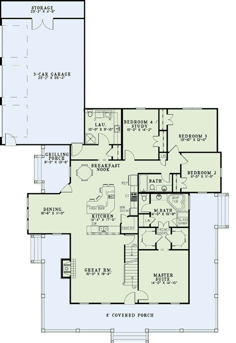 farmhouse floor plans shrimp avocado salad recipe farmhouse house plans