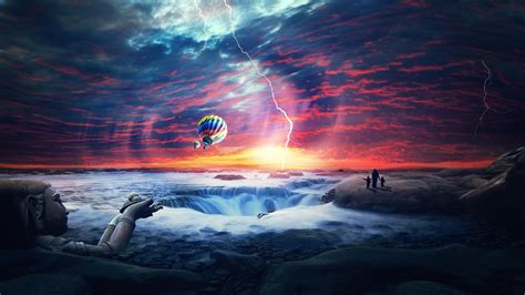 imagenes hd cool mar apocaliptico fondo de pantalla 1920x1080 id 1427