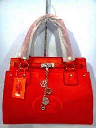 Tas Wanita Simple Merah model tas wanita hermes cantik simple warna merah modern
